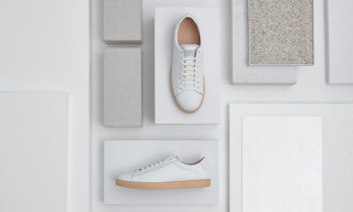 AESTHETNIK x Oliver Cabell Combine For Minimalist Sneaker Perfection