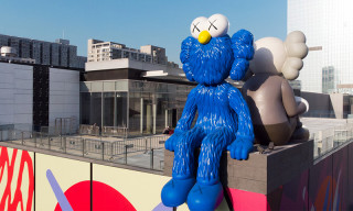 KAWS' Eight Ton Sculpture in China Is Incredible