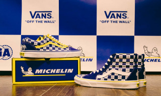 Vans & Michelin Team Up to Give Away 100 Pairs of Collab Sneakers