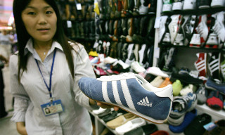adidas CEO Says 10 Percent of adidas Products in Asia Are Fake