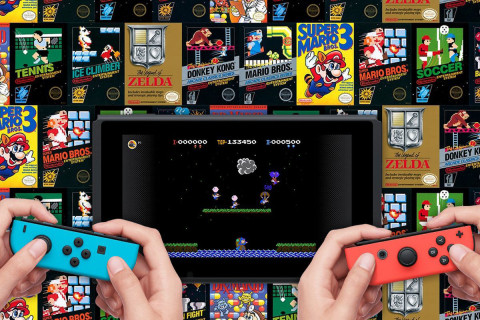 Image result for nintendo Switch online service