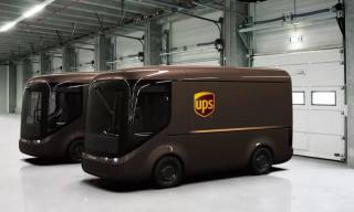 UPS Unveils Sleek All-Electric Delivery Trucks
