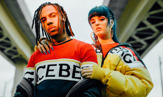 Vic Mensa & Sita Abellan Show Us Why We Need the New Iceberg Collection Right Now