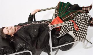 Balenciaga Previews Fall 2018 Men's & Women's Collections
