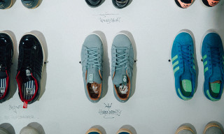 This Indonesian Sneaker Collector Specializes in Old-School adidas Campus & Superstars