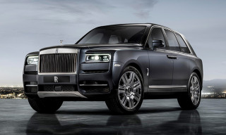 Rolls-Royce Unveils Ridiculously Luxurious $325,000 Cullinan SUV