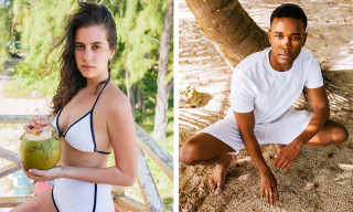 American Apparel Hits the Beach with SS18 Loop Terry Collection