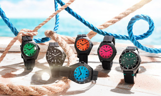 "Bamford Watch Department Drops Summer-Ready ""Miami"" Pack Series"