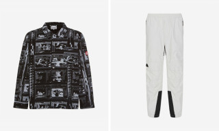 Cav Empt's SS18 Offering Couples Understated Designs & Energetic Prints
