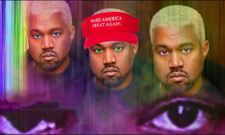 This Surreal Video Mocks How U.S. Conservatives Adopted Kanye West