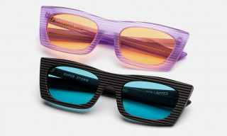The Latest SUPER for Storm Eyewear Collab Is a Masterclass in Retro Styling