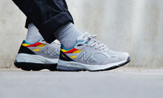 Aries Adds a Splash of Color to the New Balance 990v3
