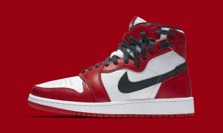 "The Crazy Nike Air Jordan 1 Rebel ""Chicago"" Has a Release Date"