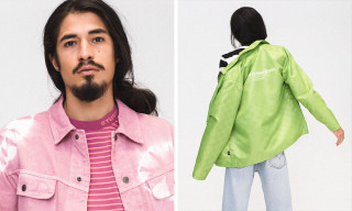 Stüssy's Summer 2018 Collection Pays Tribute to Psychedelia