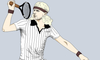Three Fashion Moments That Prove Björn Borg Is a Style God