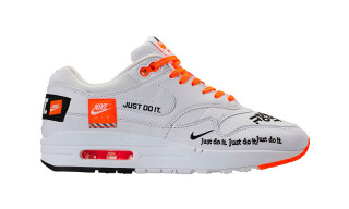"Here's How to Cop Nike's ""Just Do It"" Air Max 1"