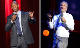 Dave Chappelle & Jon Stewart Announce Joint Stand-Up Comedy Tour