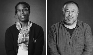 A$AP Rocky & Ai Weiwei Explain How Fearlessness Impacts Their Art