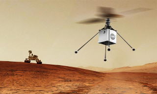 NASA Is Sending a Helicopter to Mars for the First Time