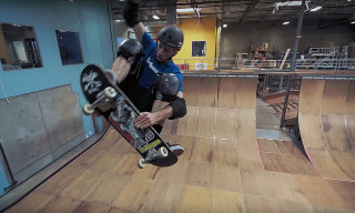 Tony Hawk Does 50 Tricks to Celebrate His 50th Birthday