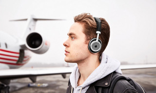Master & Dynamic Debuts Wireless MW50+ On-Ear & Over-Ear Headphones