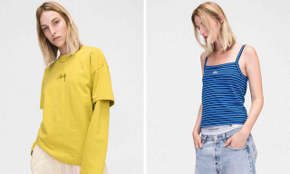 Stussy Women Debuts '90s-Infused Summer Collection