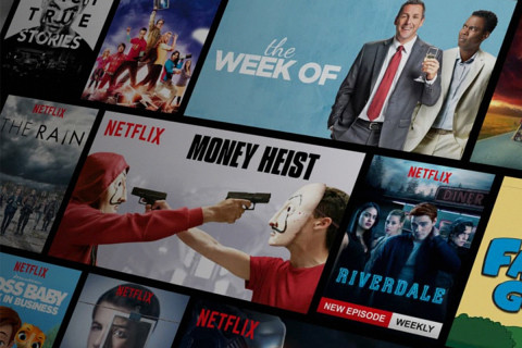 Netflix user anger over 'racial targeting' of movie posters