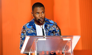 Frank Ocean Is Getting Into Acting