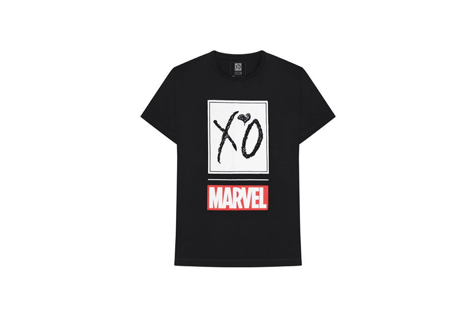 The Weeknd Unveils Marvel x 'Starboy' Comic Merch Dropping
