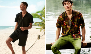 H&M Points to the California Coast for Men's SS18