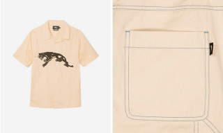 Stüssy's New Minimalist Pieces Are a Must for Any Wardrobe