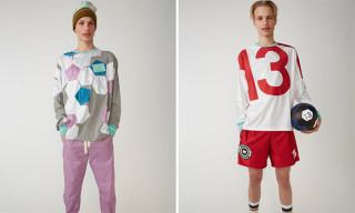 "Acne Studios Celebrates Soccer With New ""Football Club"" Capsule"