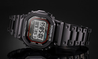 G-SHOCK Continues 35th Anniversary Celebrations With Porter & kolor Collabs