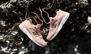 "Here's How to Cop NAKED's New Balance 991 ""Peach Parfait"""
