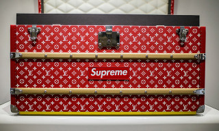 The First-Ever Supreme Auction Raked in $1 Million