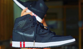 Paris Saint-Germain Is Getting Its Own Air Jordan 1