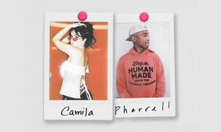 "Pharrell Connects With Camila Cabello for Summer Jam ""Sangria Wine"""