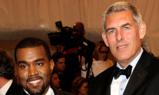 YouTube Music Head Lyor Cohen Explains Kanye West MAGA Photo