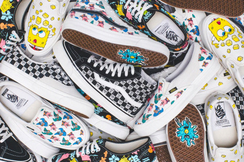 f9b7861a97 SpongeBob to Supreme  How Vans Became the Brand That Can Do No Wrong ...