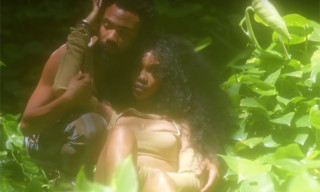 "Watch SZA & Donald Glover in New ""Garden (Say It Like Dat)"" Video"