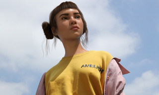Lil Miquela Designs Crew-Neck With Ambush for thedropLA@barneys