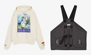 Heron Preston, Palm Angels, Rick Owens, A-COLD-WALL* & More Exclusives at thedropLA@barneys