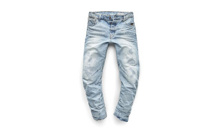 G-Star RAW Launches Renewed Denim Made From Recycled Jeans