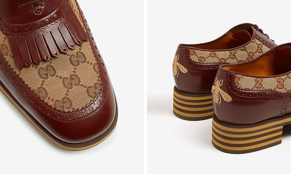 5b927166ecde7c Top 10 Comments of the Week   1000 Gucci Loafers