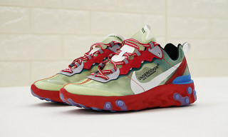 UNDERCOVER's Stunning Nike React Element 87 Appears in New Colorways