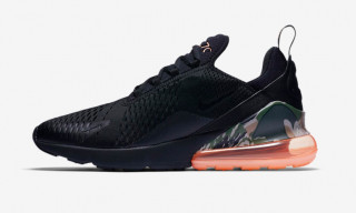 "Here's How to Cop Nike's Air Max 270 ""Camo Sunset"""