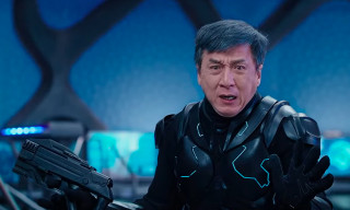 Jackie Chan Faces an Immortal Enemy in Sci-Fi Thriller 'Bleeding Steel'