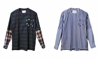 sacai & DJ Dixon Team Up for Exclusive Designer Merch
