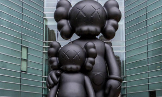 "KAWS Unveils New ""Waiting"" Sculpture in Detroit"