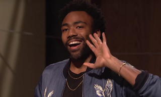 Watch Donald Glover Make a Surprise Appearance During Tina Fey's 'SNL' Monologue